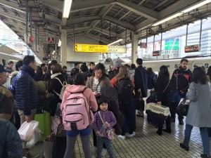 東京駅(1)