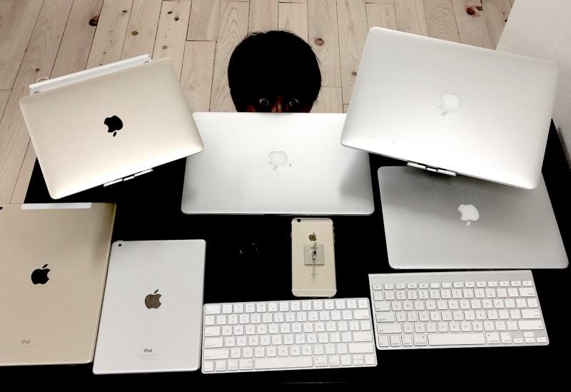 Apple愛