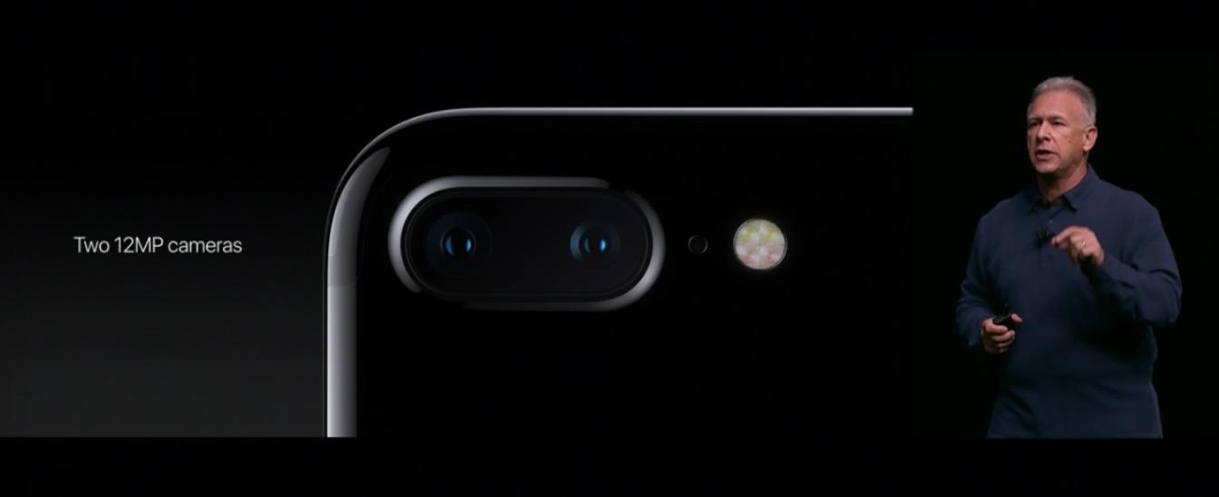 iPhone7+ camera