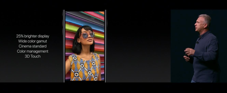 iPhone7ディスプレイ