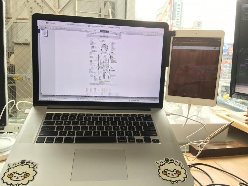 ショートスリーパーとMacBookPro