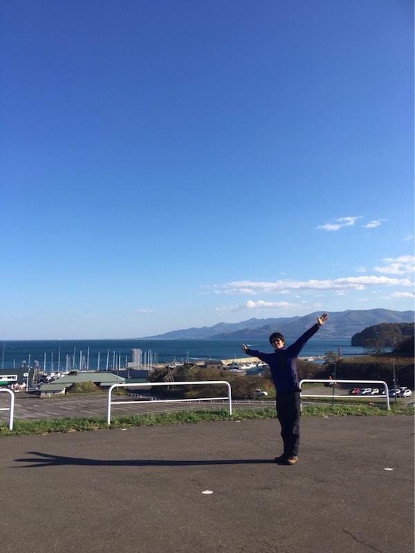 短眠と北海道