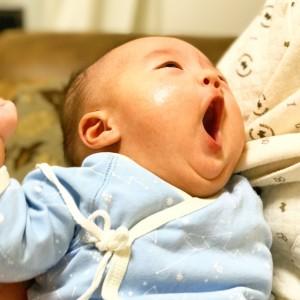 健やかショートスリーパー赤ちゃん